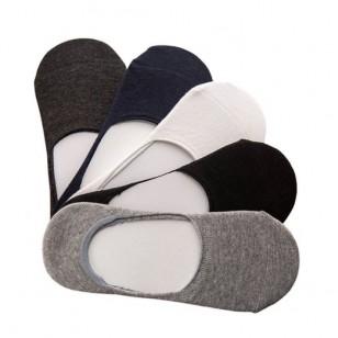 Socquettes - chaussures sans chaussettes