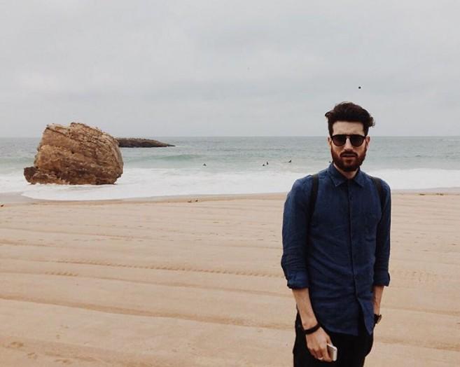 Biarritz blog mode homme