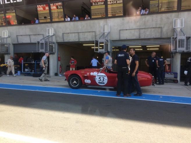 Alain Figaret Le Mans Classic 2016