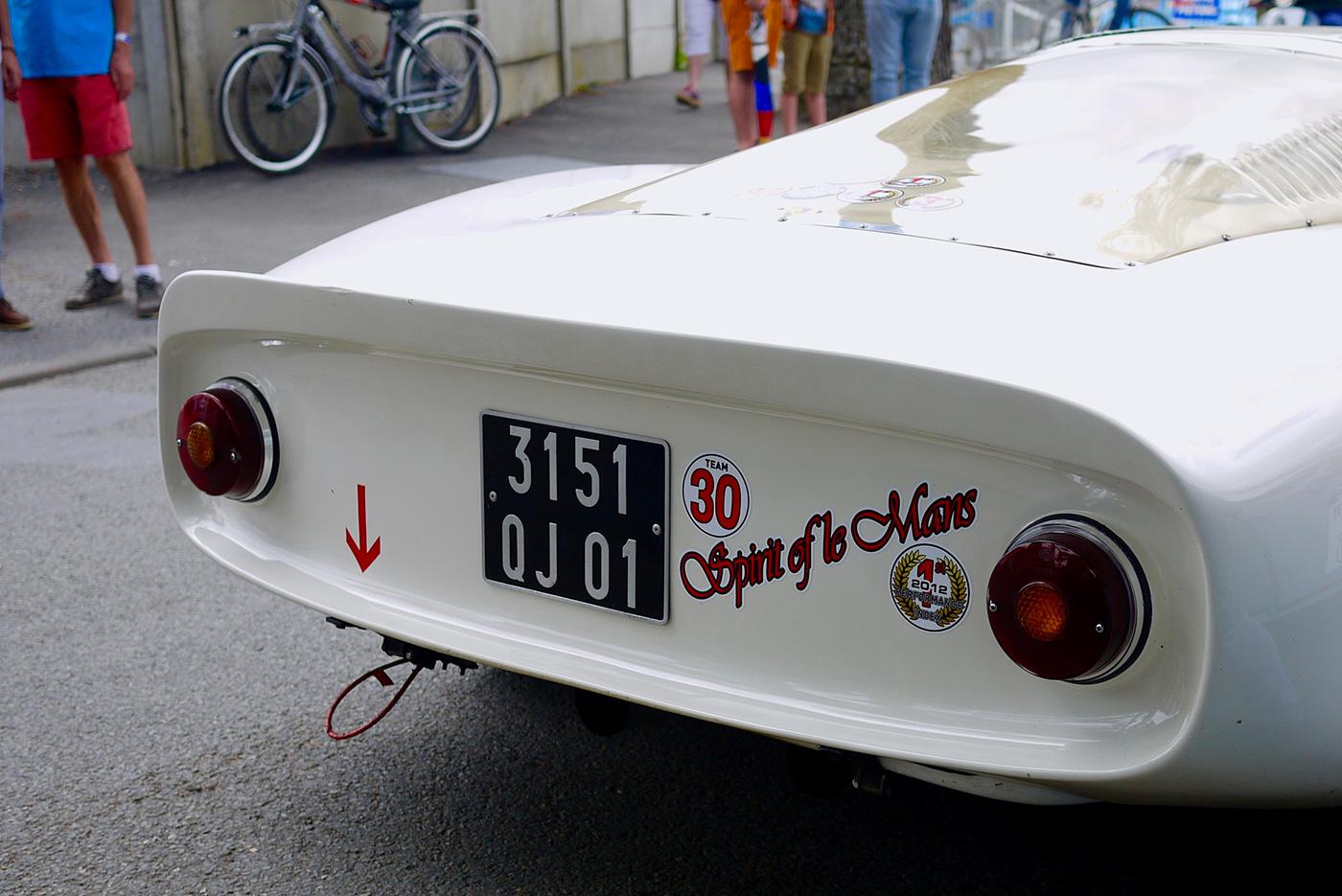 Le Mans Classic Alain Figaret