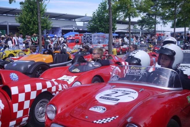 Alain Figaret Le Mans Classic